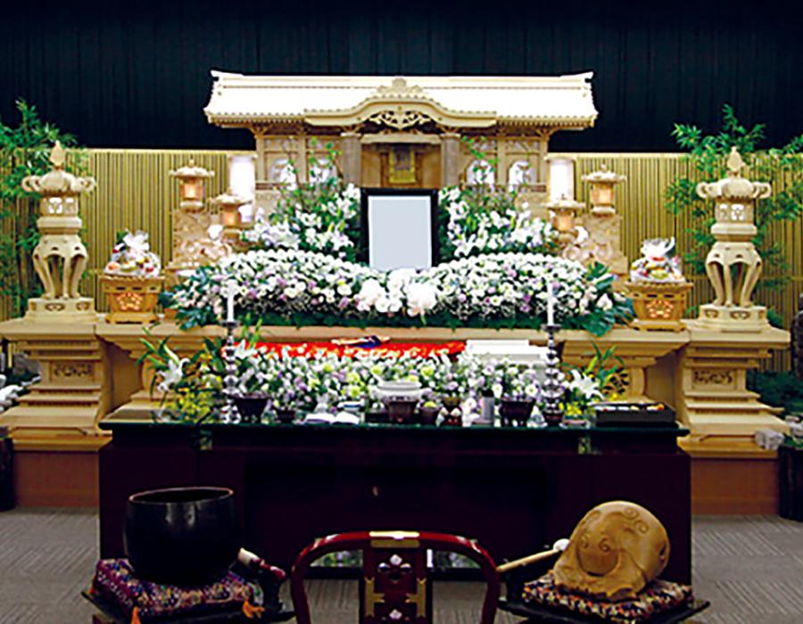 香栄社 東福岡斎場