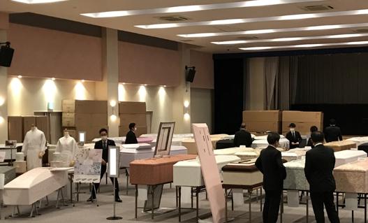 飯塚市葬儀用の棺勉強会